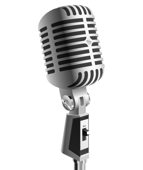 Karaoke apparaat met 2 microfoons